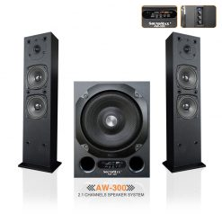 Loa vi tính SoundMax AW-300 - 2.1, Bluetooth