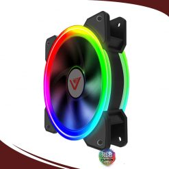 Fan Case VSP V202B 12cm Led Double Rainbow